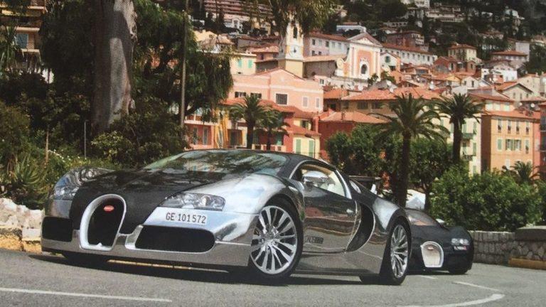 Getestet: Bugatti Veyron