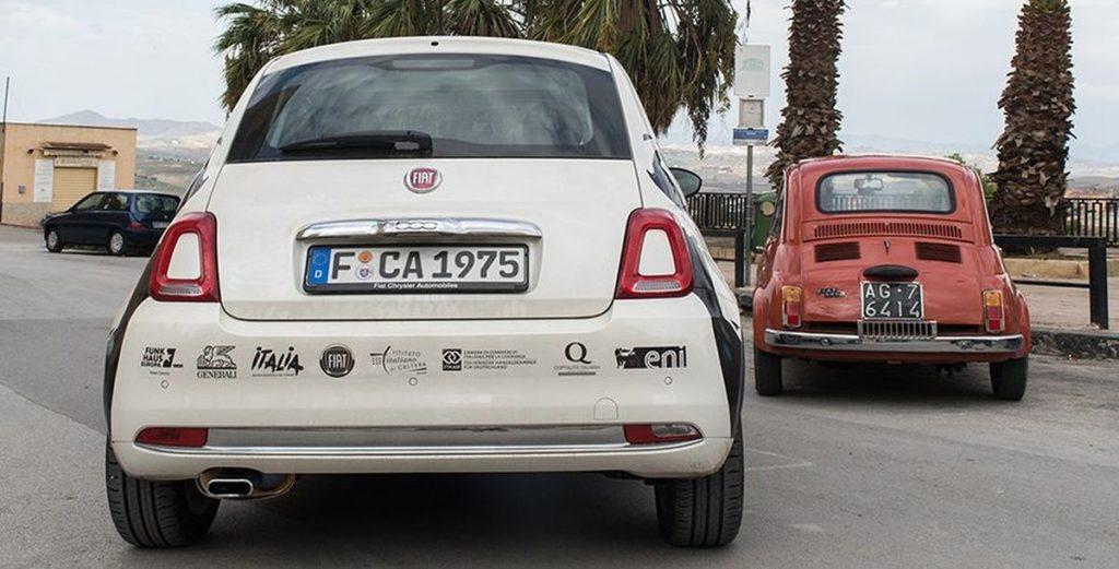 """""""Goethe liebt Italien"""" – Fiat-500-Blogger schildern ihre Eindrücke"""