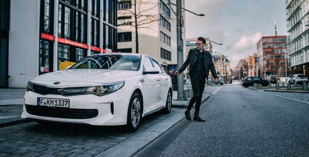 Ganz edel: Kia Optima Plug-In Hybrid