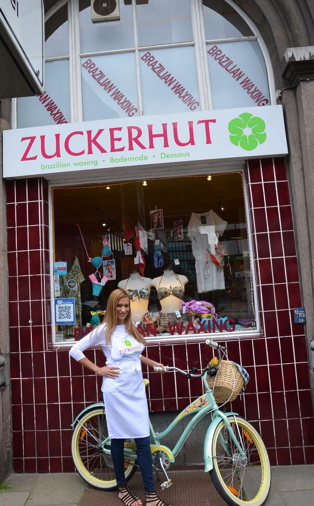 Zuckerhut Brazilian Waxing & Brasilianische Bademode