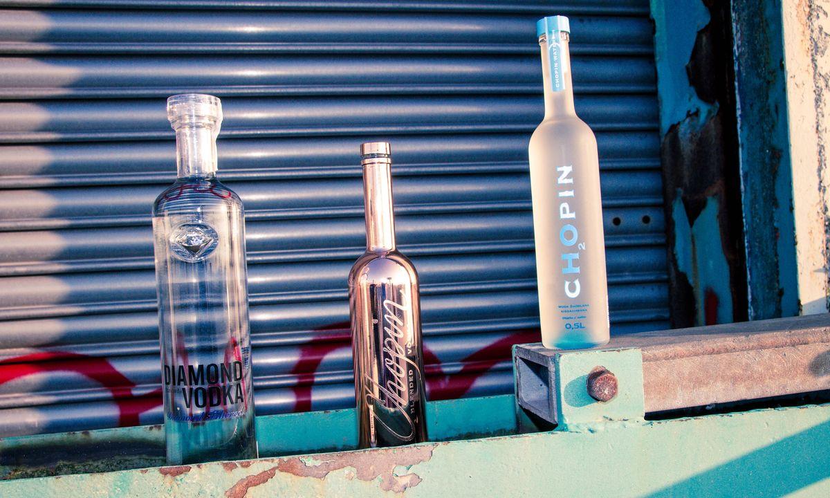 Diamond Vodka