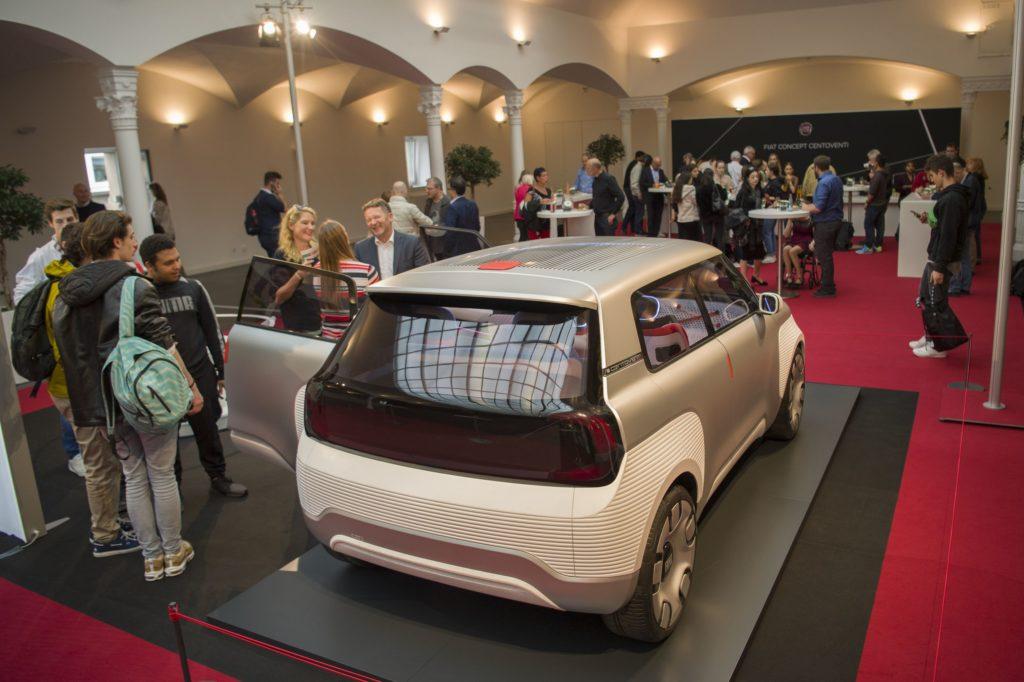 Fiat Concept Centoventi vor