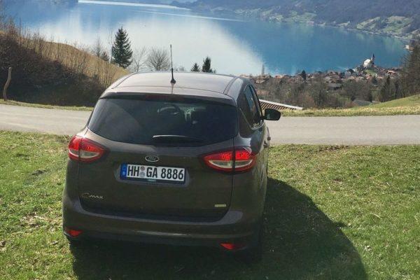 Mit Europcar an den Brienzersee
