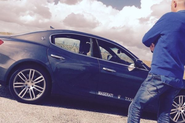 Getestet: Maserati Ghibli S Q4