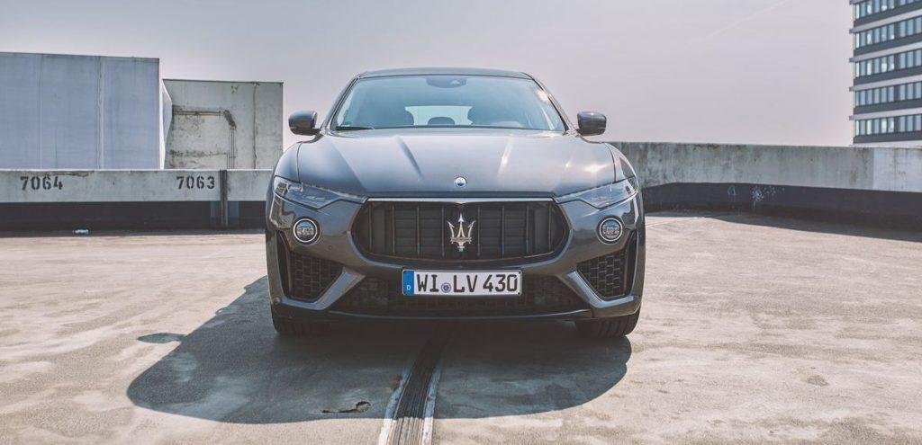 Videodreh mit dem Maserati Levante S Q4 GranSport
