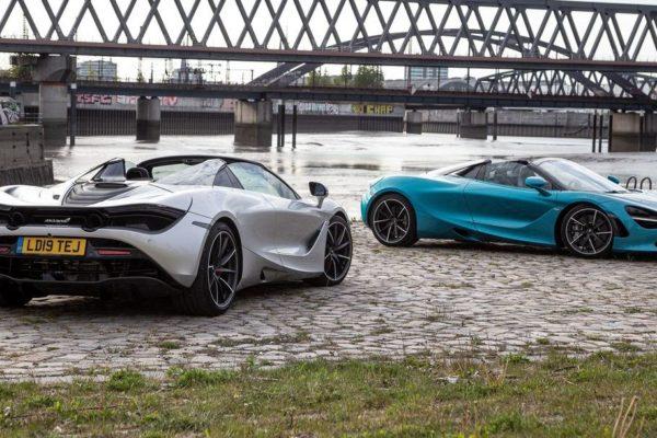 McLaren Experience Tour – danke für die Einladung