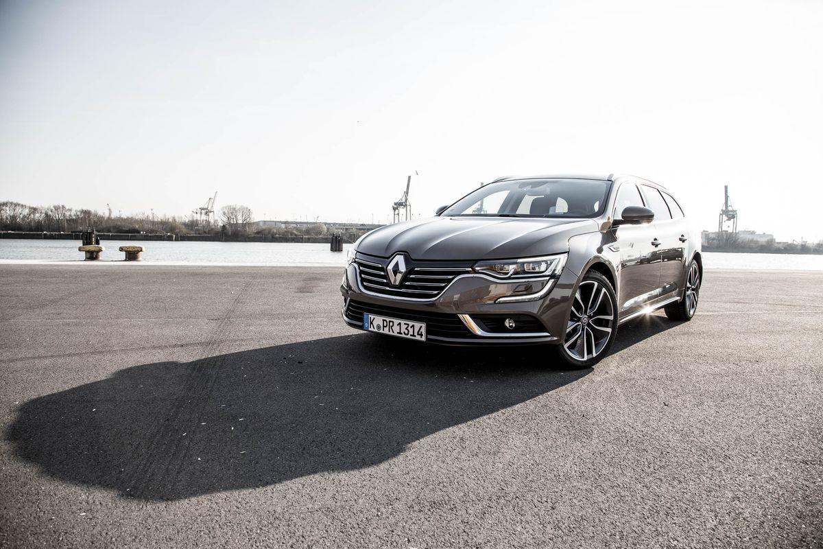 Renault Talisman Grandtour Energy dCi 160 EDC