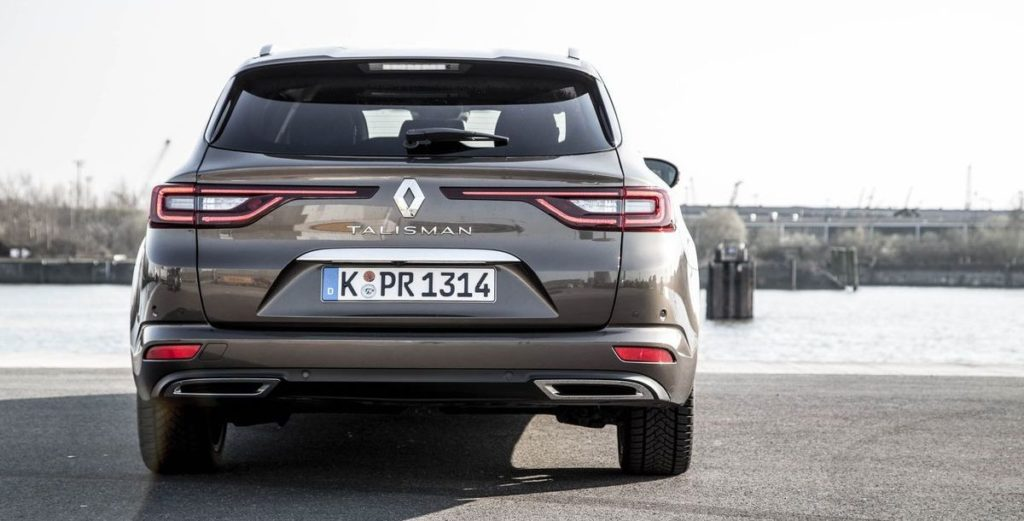 Getestet: Renault Talisman Grandtour