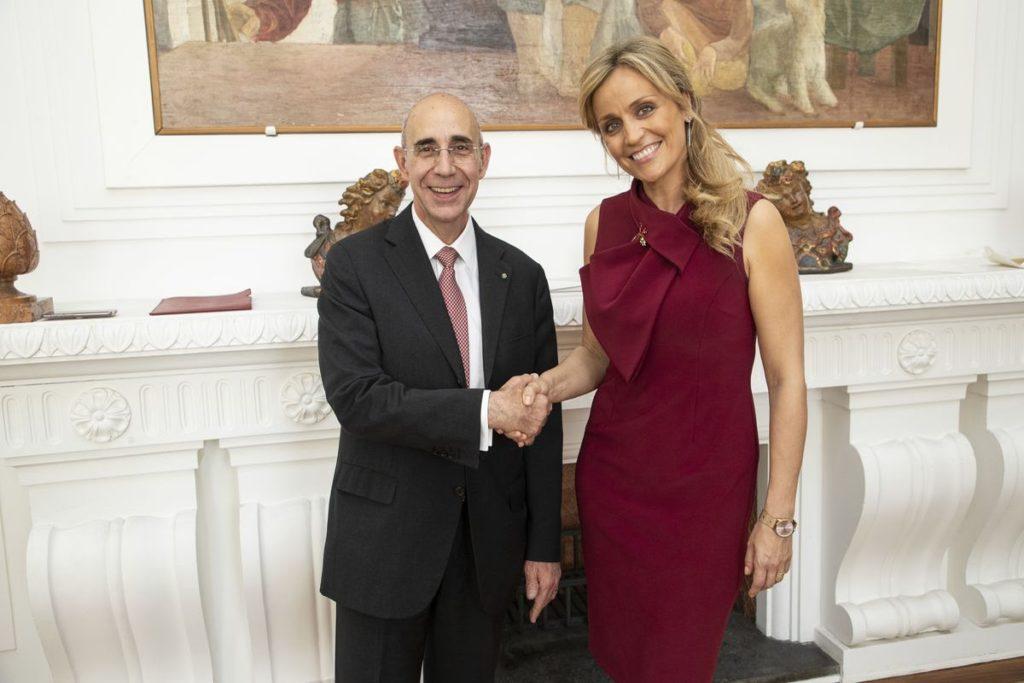 Luigi Mattiolo, Dr. Sandra Maria Gronewald
