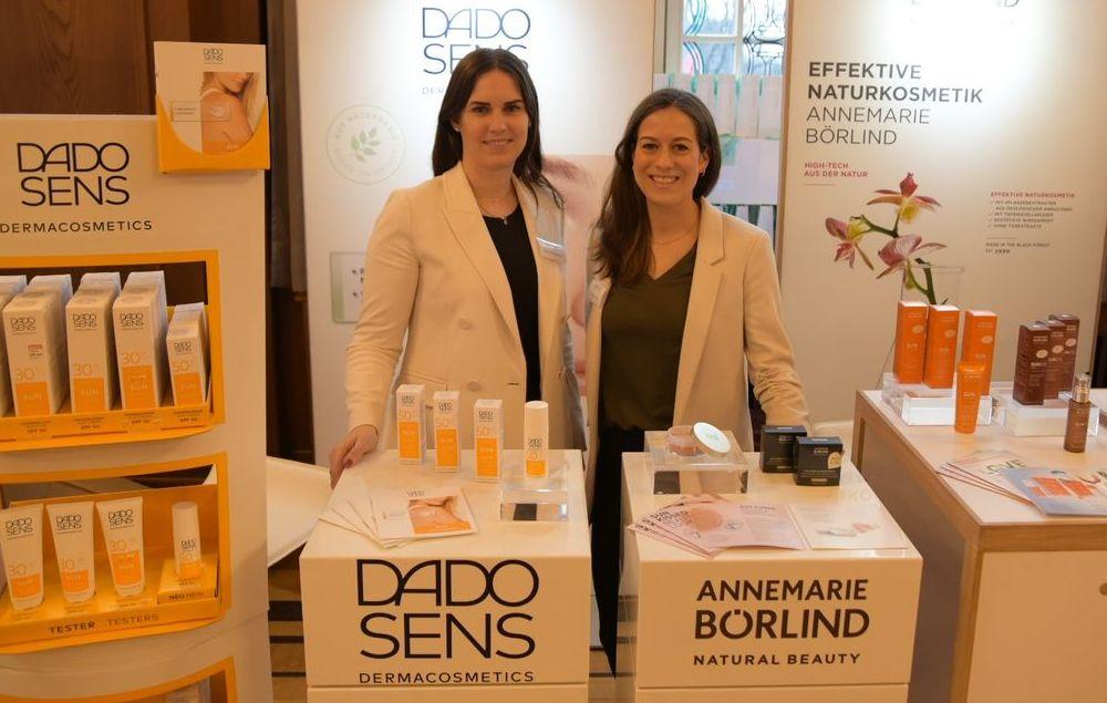 Annemarie Börlind, Dado Sens: Katrin Stockinger, Inka Hirneisen