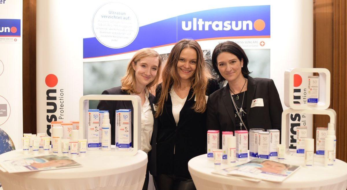 Ultrasun: Seraina Hügli, Ewa Mangin, Daniela März