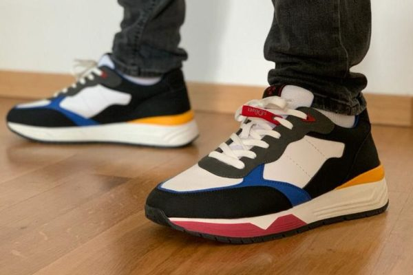 Sneaker-Shooting mit s.Oliver