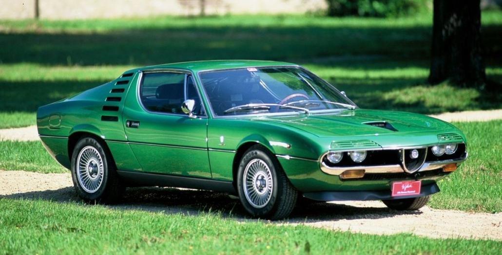 Alfa Romeo Montreal: Gran Turismo mit Rennsport-Genen