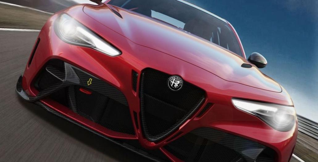 Alfa Romeo Giulia GTA: Eine Legende kehrt zurück