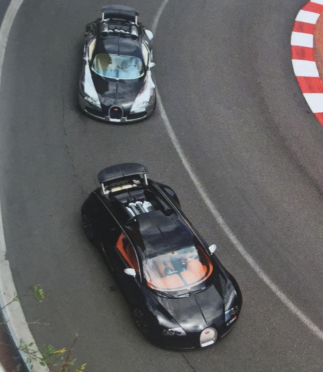 Bugatti Veyron 16.4 Pur Sang, Bugatti Veyron 16.4 Sang Noir