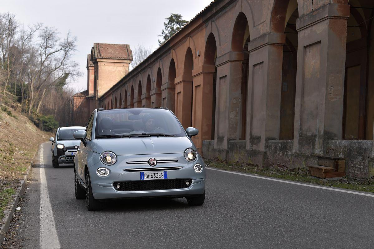 Fiat 500 Hybrid, Fiat Panda Hybrid