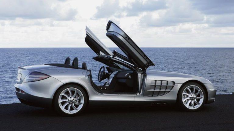 Getestet: Mercedes-Benz SLR McLaren Roadster