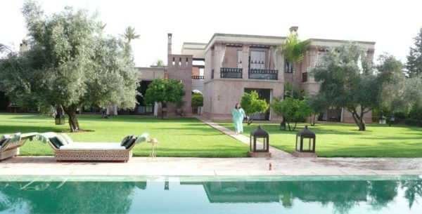 Getestet: Villa Ezzahra in Marrakesch