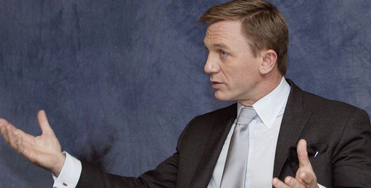 Interview mit Daniel Craig