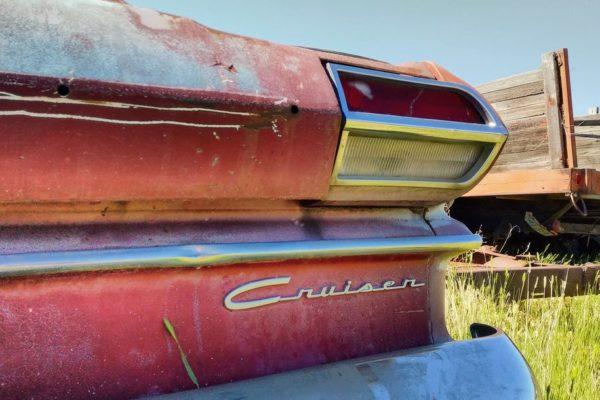 Gelesen: Lost Wheels – die vergessenen Autos
