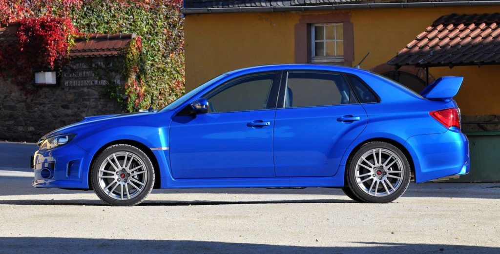 Subaru WRX STI: Prollig, geil – oder beides?