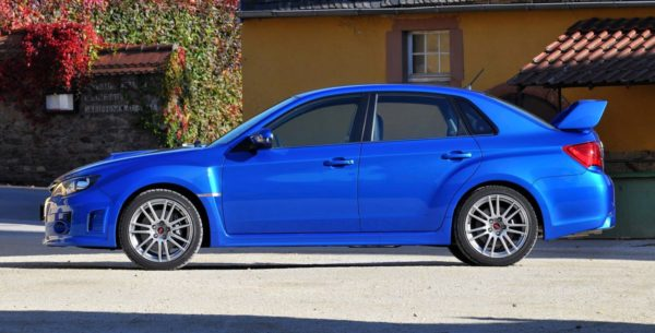 Getestet: Subaru WRX STI