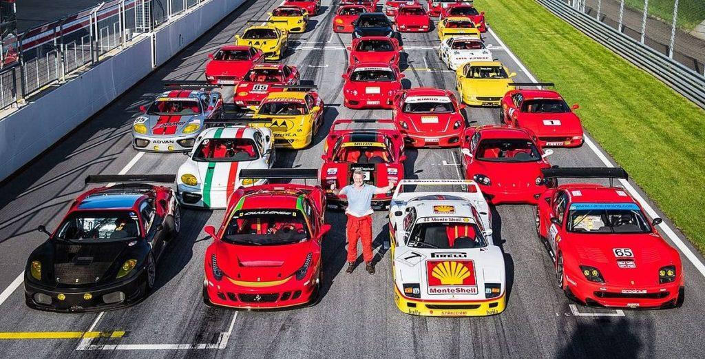 """Die Ferrari """"Challenge and GT Days 2020"""" finden statt"""