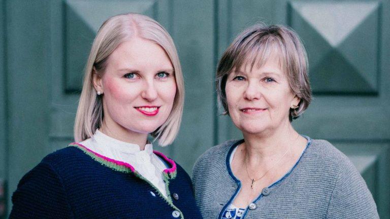 Dorothea und Birgitt Wilhelm: Mein selbst genähtes Dirndl