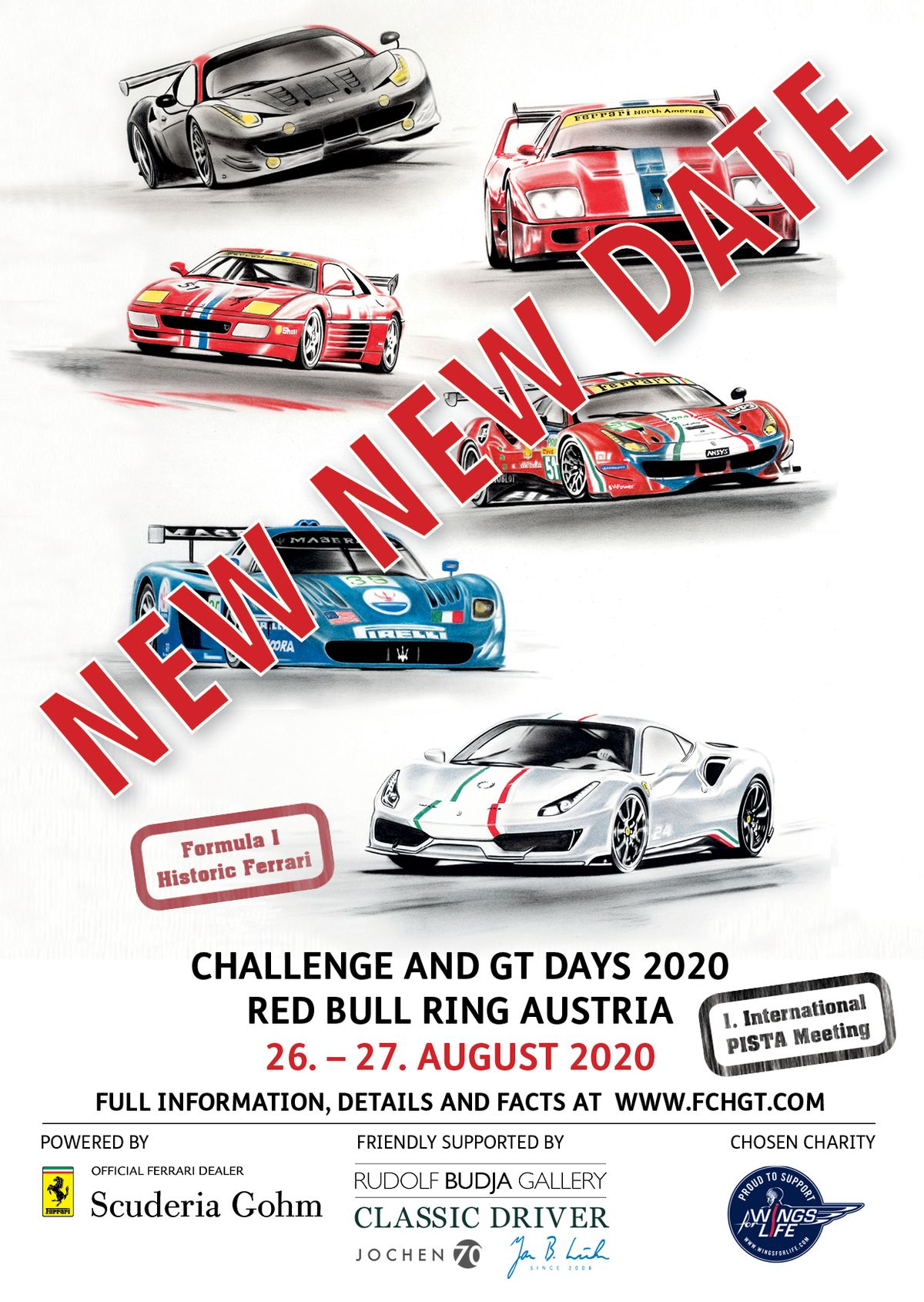 Challenge and GT Days 2020