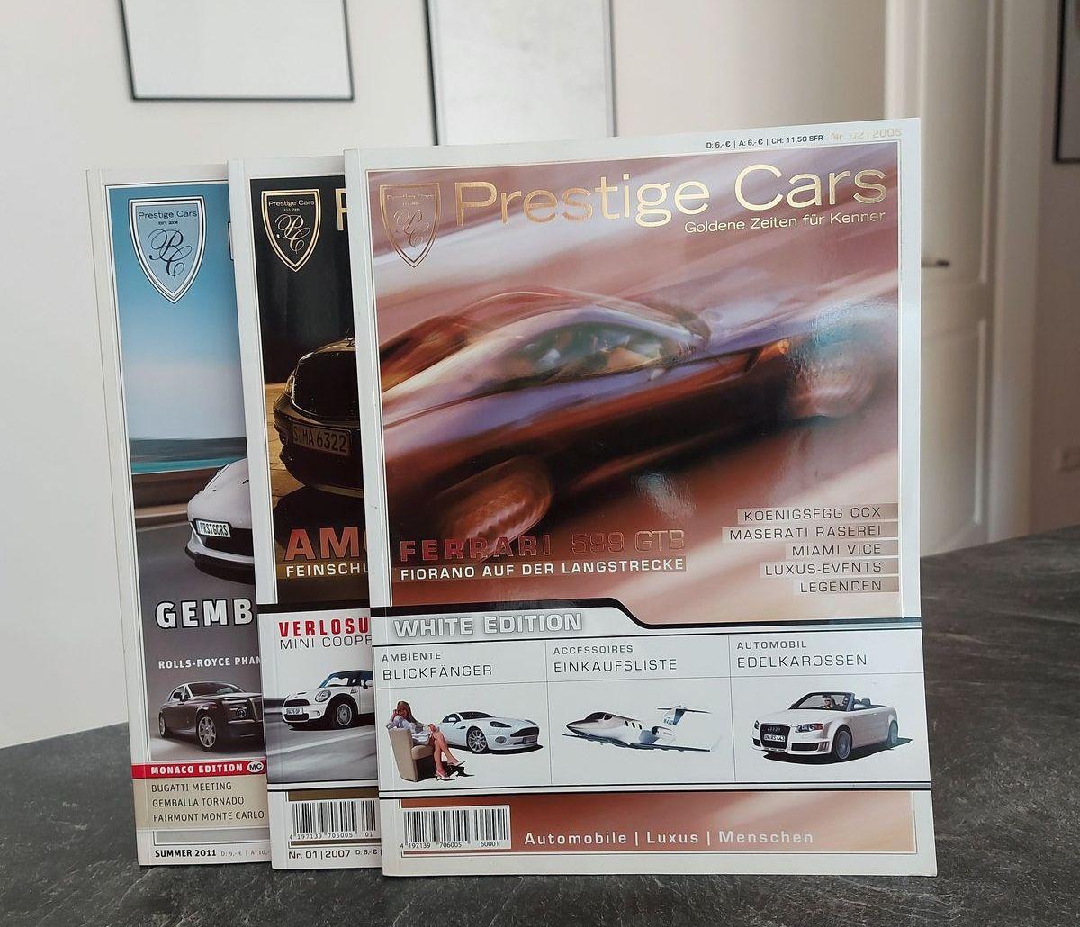 Prestige Cars & Luxury