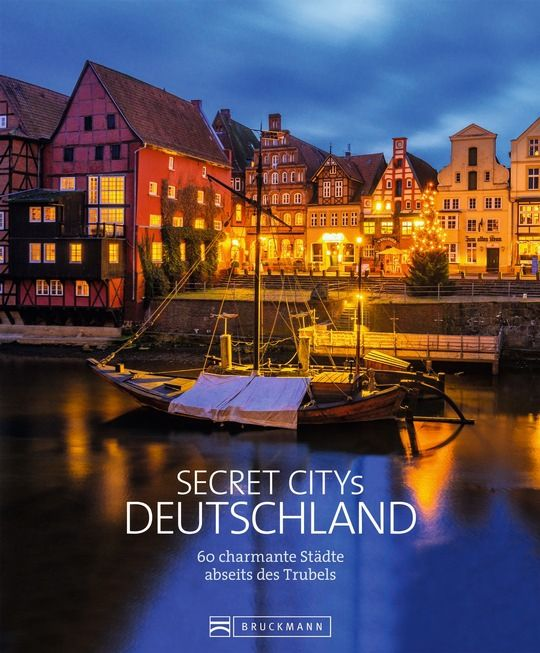 """Secret Citys Deutschland"" ISBN: 978-3-7343-1567-3 29,99 Euro"