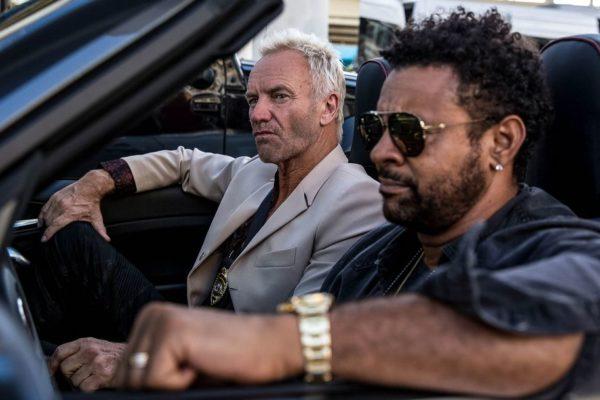 Sting und Shaggy rocken mit Abarth ab