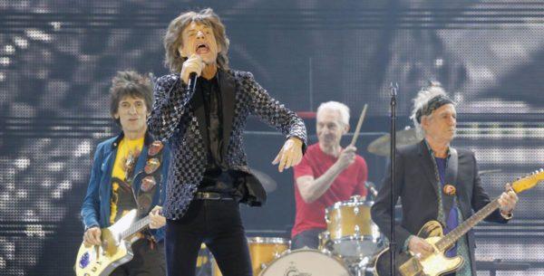 Jeep rockt mit den Rolling Stones