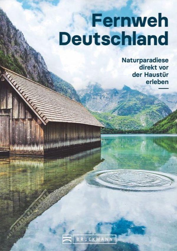 Julia Schattauer Fernweh Deutschland Naturparadiese direkt vor der Haustür erleben 288 Seiten, 25,99 Euro ISBN: 978-3-7343-1837-5