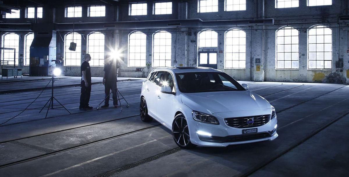 Heico-Sportiv-Power: Ein Volvo-Rückblick