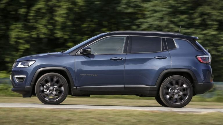 Der Jeep Compass erhält Updates für Technologie und Konnektivität