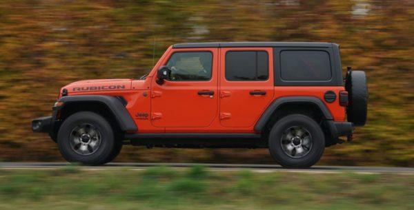 Auto Bild: Tolle Auszeichnung für den Jeep Wrangler