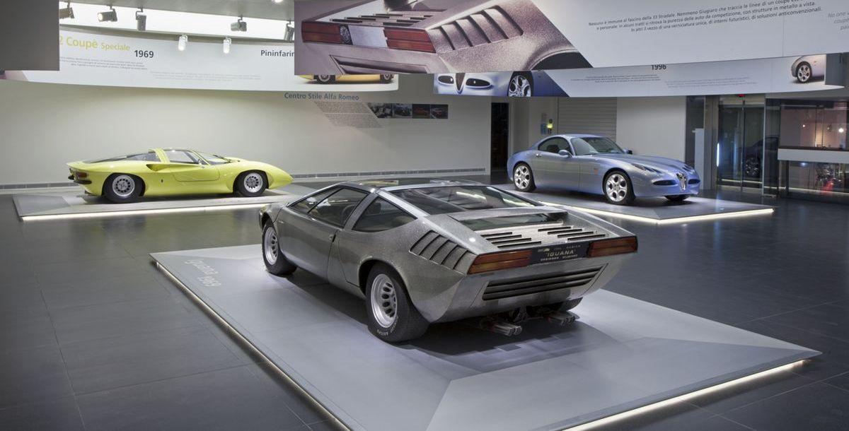 Alfa Romeo: Das Werksmuseum öffnet wieder seine Tore