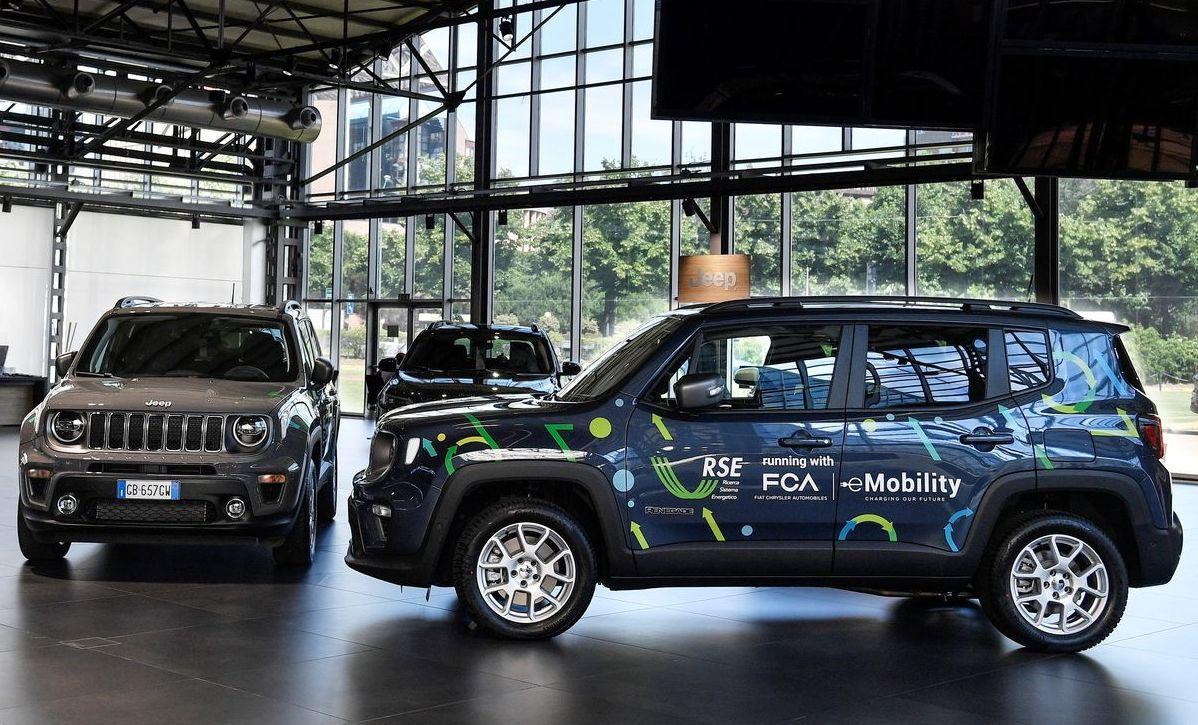 RSE testet Jeep Renegade 4xe im Alltag