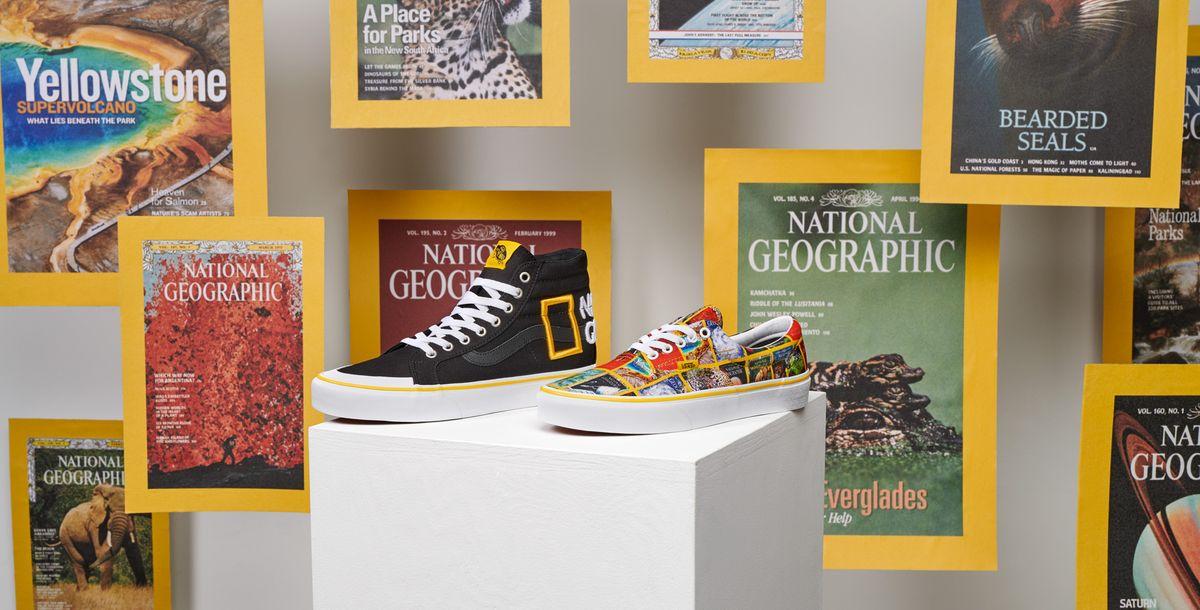 Der Style von National Geographic