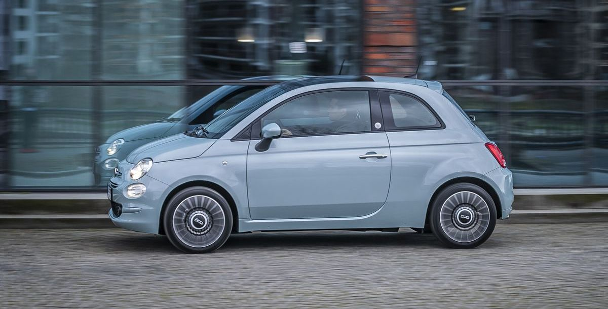Ein kleiner Italiener ist Firmenauto des Jahres 2020