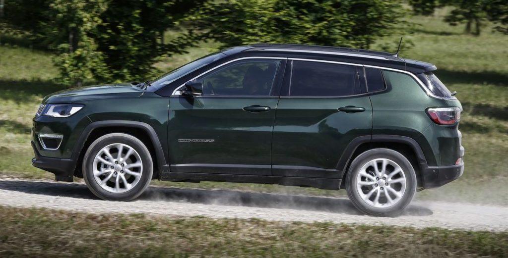 Neue Antriebe für den Jeep Compass