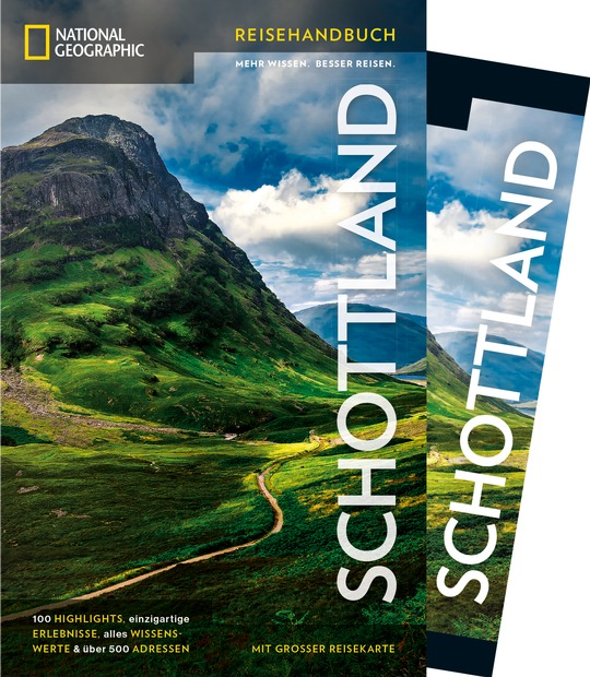 National Geographic Reisehandbuch Schottland ISBN: 978-3-95559-302-5