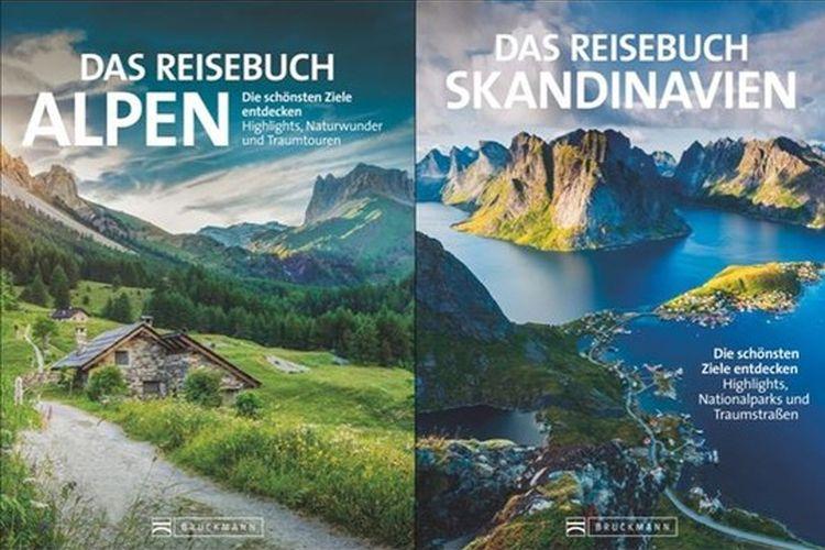 Gelesen: Reiseplanung für die Alpen und Skandinavien