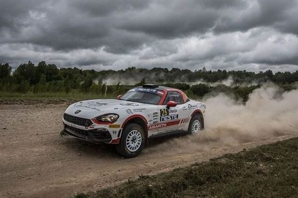 Die Termine für den Abarth Rally Cup 2020 stehen fest