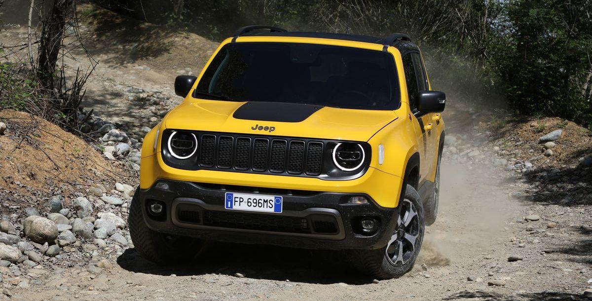 Jeep räumt bei Leserwahl ab
