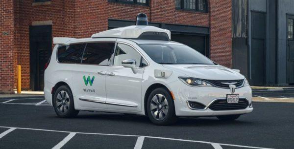 FCA und Waymo arbeiten am autonomen Fahren