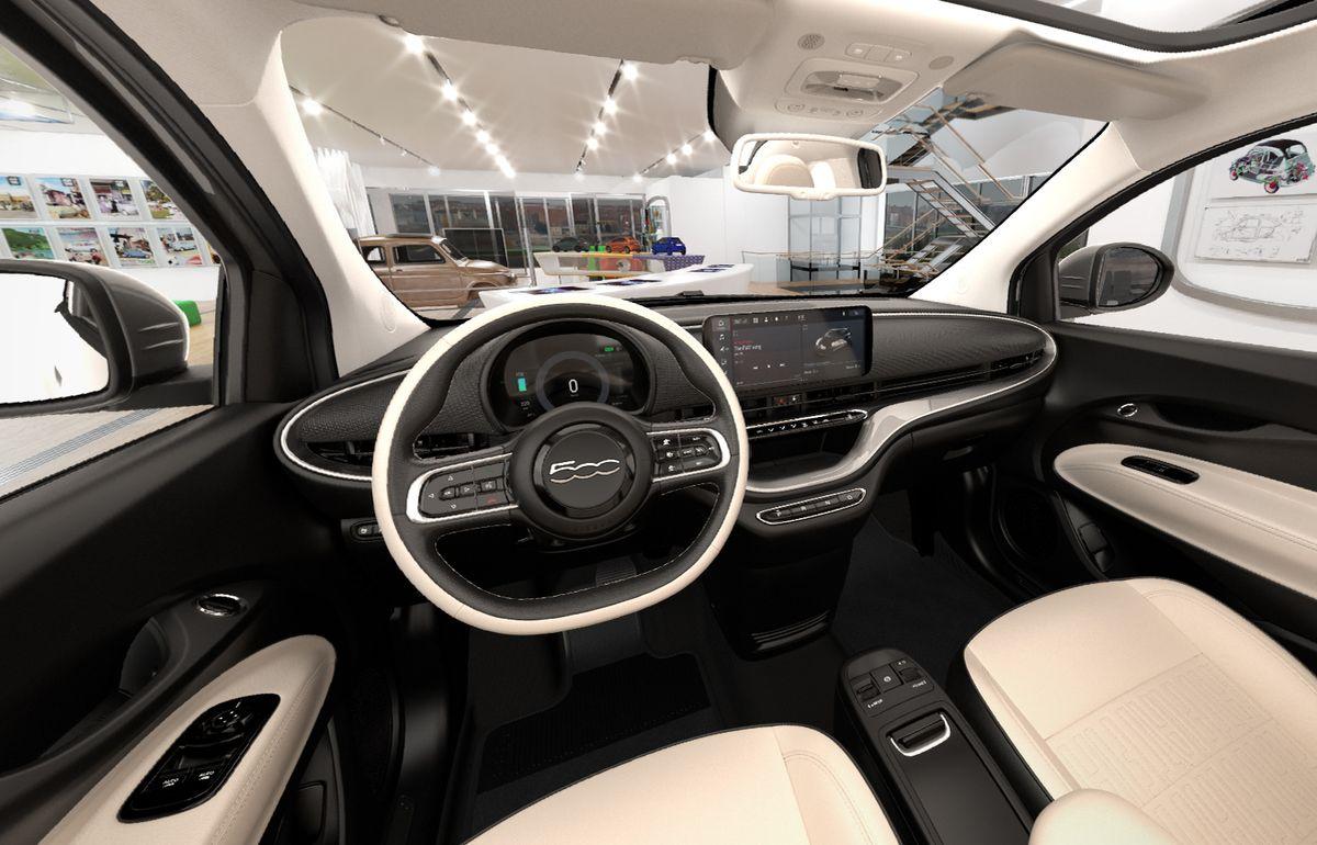 """Fiat 500 """"La Prima"""""""