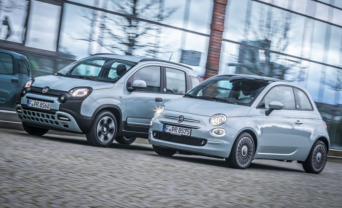 "Fiat ""Summer Deal"": Panda Hybrid, 500 Hybrid"