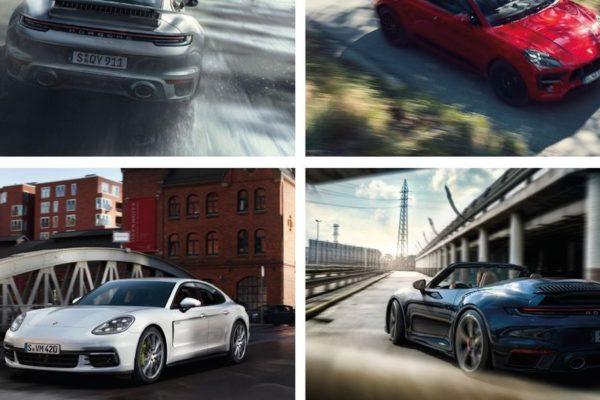 Erlebnisreicher Porsche-Roadtrip mit der Memberslounge